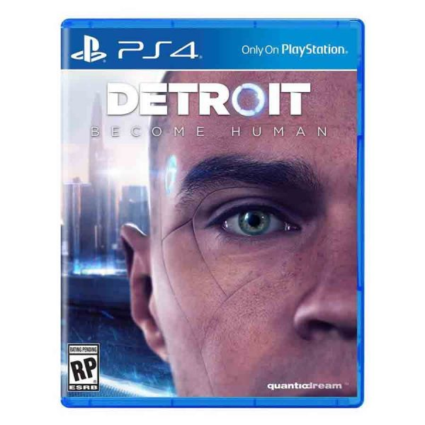 خرید بازی Detroit Become Human برای PS4