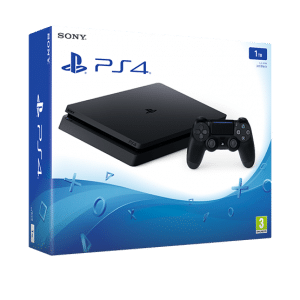 کنسول بازی سونی مدل ۲۰۱۷ Playstation 4 Slim ظرفیت ۱ ترابایت