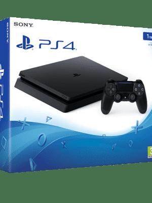 کنسول بازی سونی مدل 2017 Playstation 4 Slim ظرفیت 1 ترابایت
