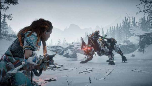 بازی Horizon Zero Dawn - Complete Edition - پلی استیشن 4