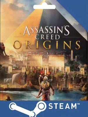 اکانت آنلاین بازی اساسین اورجینز accont assassin orgin steam