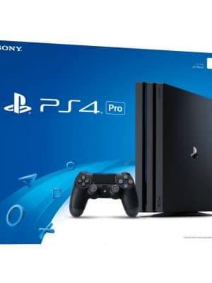 کنسول بازی سونی مدل Playstation 4 Pro ریجن 2 ظرفیت 1 ترابایت