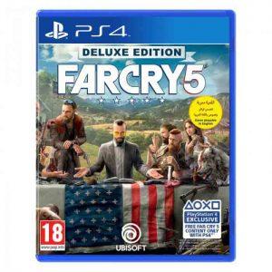 بازی Far Cry 5 (فارکرای ۵) پلی استیشن ۴