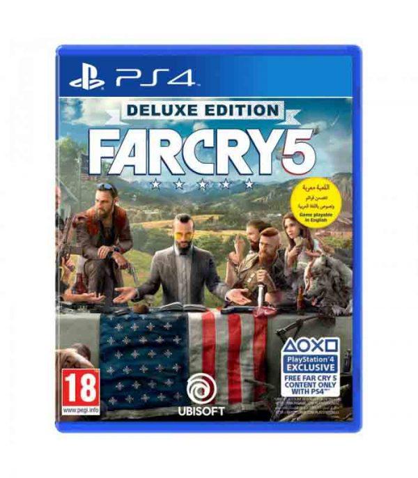 خرید بازی فارکرای، 5 farcry 5 برای ps4 پلی استیشن 4