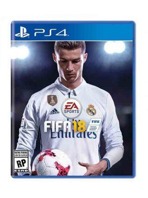 خرید بازی FIFA 18 برای پلی استیشن 4