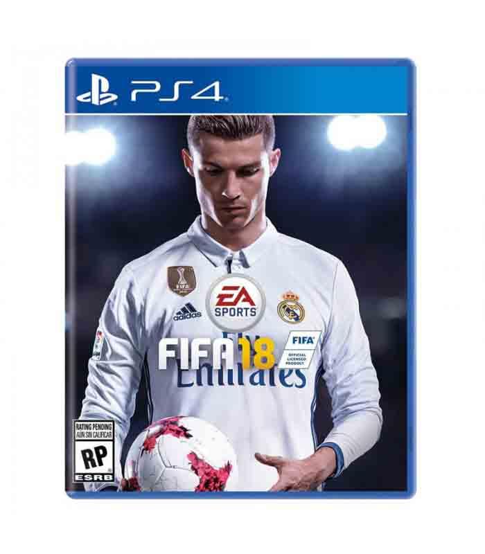 بازی FIFA 18 برای پلی استیشن ۴