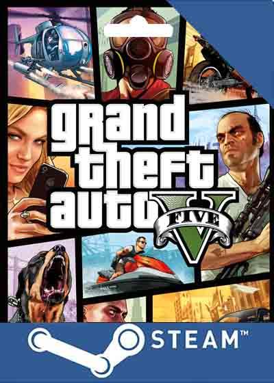 اکانت انلاین بازی GTA V (جی تی ای وی)