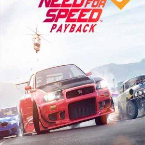اکانت آنلاین بازی نید فور اسپید پی بک Need for Speed Payback