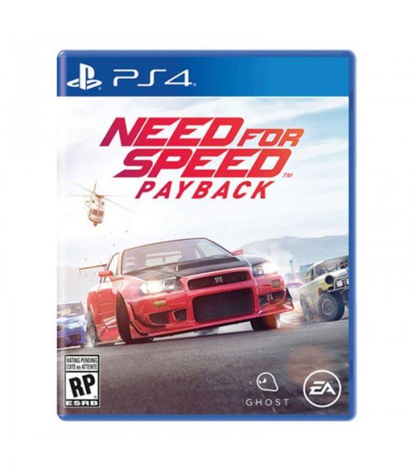 خرید بازی نید فور اسپید پی بک Need for Speed Payback-پلی استیشن 4