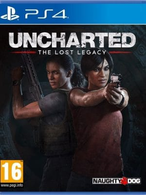 خرید بازی Uncharted the Lost Legacy آنچارتد لاست لگسی