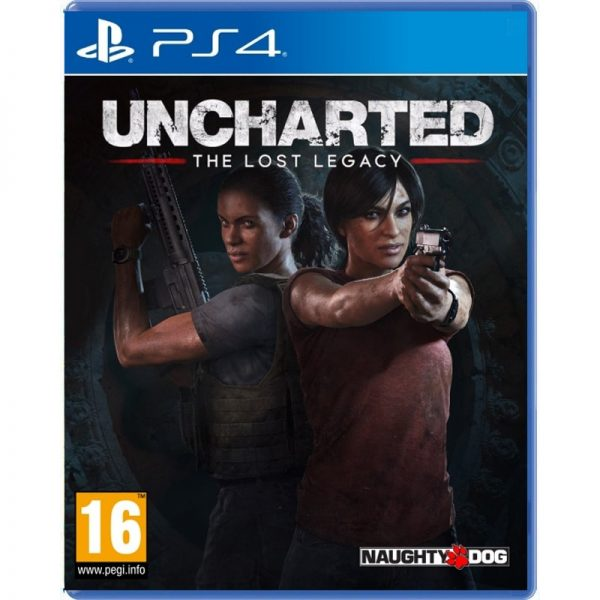 خرید بازی Uncharted the Lost Legacy آنچارتد لاست لگسی