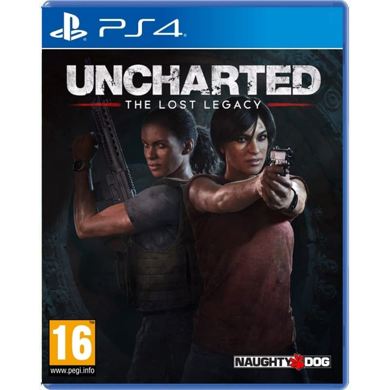 بازی Uncharted the Lost Legacy آنچارتد لاست لگسی