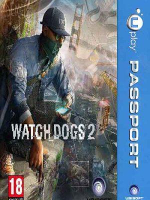 اکانت انلاین بازی Watch Dogs 2(واچ داگز۲)