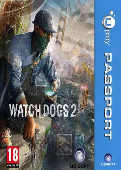 خرید اکانت آنلاین بازی واچ داگز 2 watch dogs2 accont