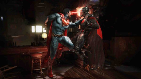 بازی Injustice 2 (اینجاستیک 2)