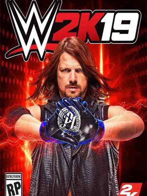 بازی WWE 2K19  کشتی کج 2019