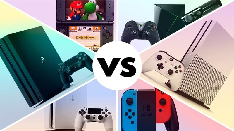 کدوم برای بازی بهتره؟ کنسول یا رایانه؟