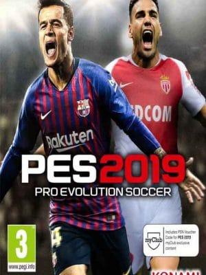 خرید بازی Pro Evolution Soccer 2019 سوکر 2019