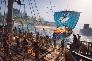 بازی Assassins Creed Odyssey برای کامپیوتر