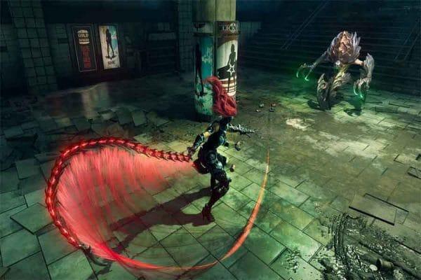 بازی Darksiders III (دارک سایدرز 3) برای کامپیوتر