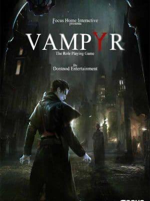 خرید بازی Vampyr (ومپایر،خون آَشام) برای کامپیوتر